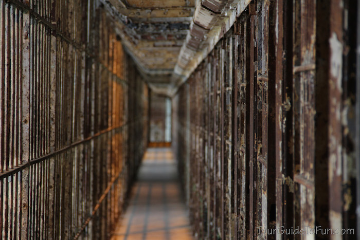 old cell block