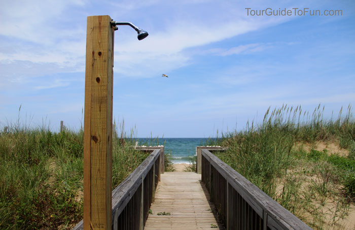 outer banks boradwalk