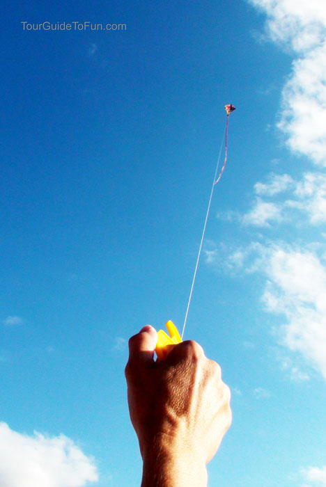 kite flying outer banks