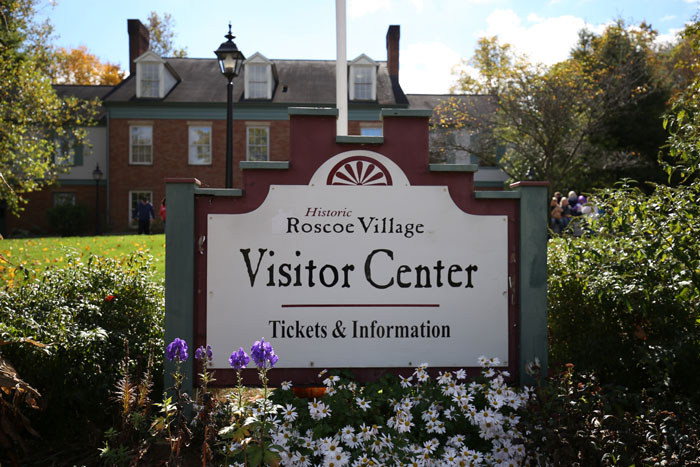 Roscoe Village Visitor Center