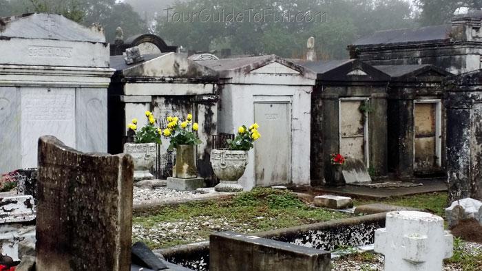 Lafayette Cemetery No 1 Garden District New Orleans