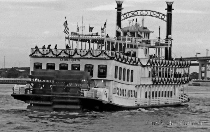 Mississipi River Boat