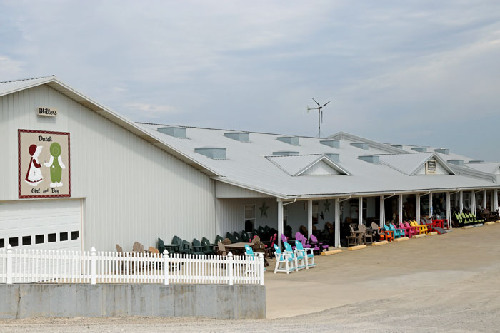amish millers furniture store