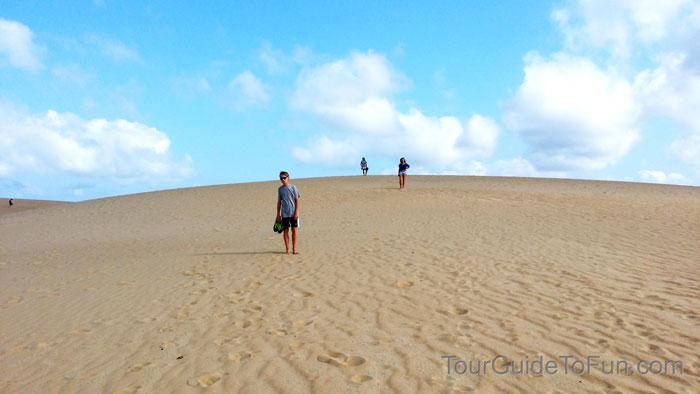 nags head sand dunes Jockey's Ridge State Park