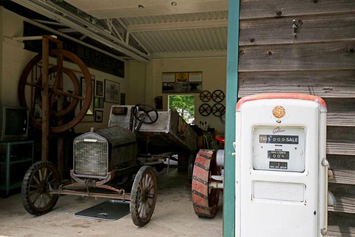 Smithville Model T Garage Museum