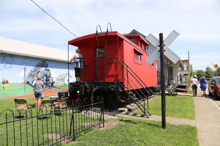 Smithville Train Depot