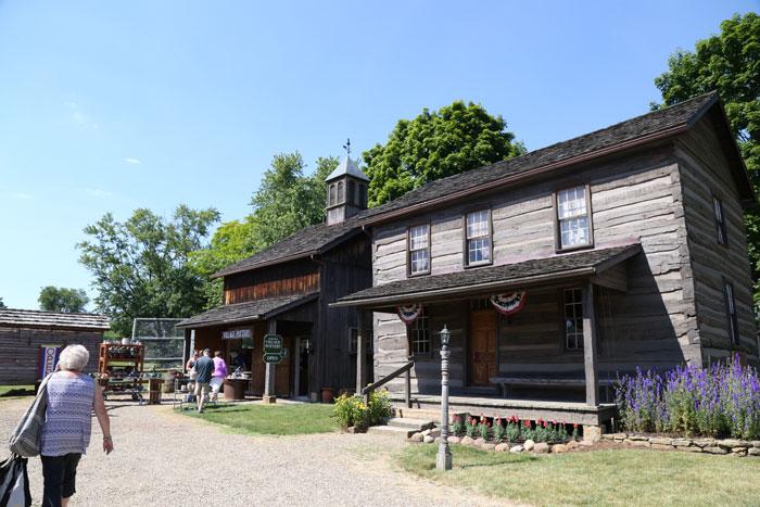 Pioneer Village 1
