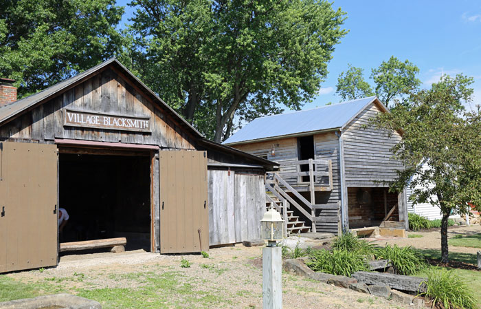 Smithville Historical Pioneer Village 21
