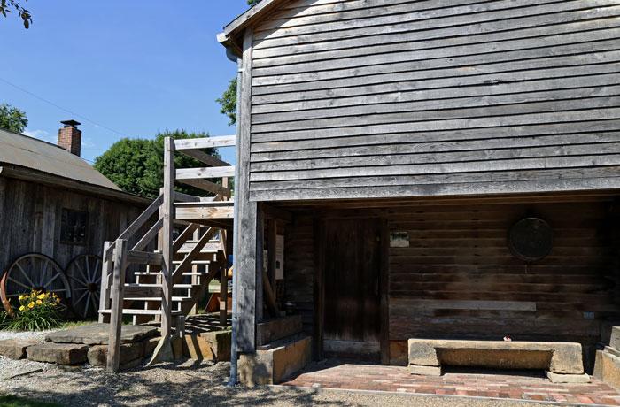 Smithville Pioneer Village 11