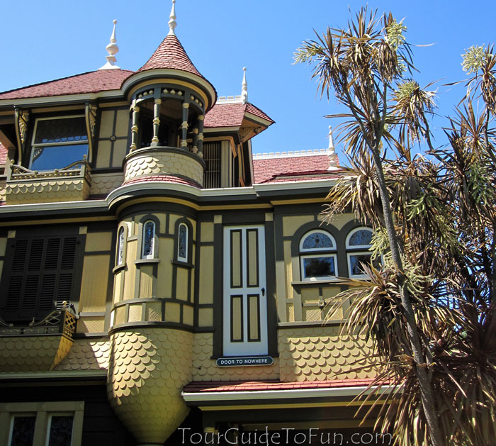Winchester mystery house tour guide to fun for The winchester house