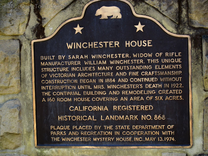 Winchester Mystery House Tour Guide To Fun